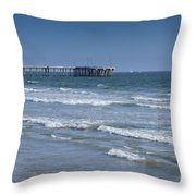 The Venice Pier 1 Throw Pillow