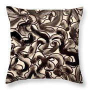 The Veritable Aspects Of Uli Arts #169 Throw Pillow