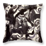 The Veritable Aspects Of Uli Arts #236 Throw Pillow