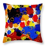 The Veritable Aspects Of Uli Arts #323 Throw Pillow