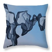 The Very Fabric Throw Pillow
