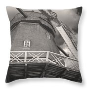 The Viby Windmill Throw Pillow