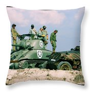 The Victors Throw Pillow