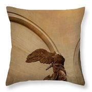 The Victory Throw Pillow