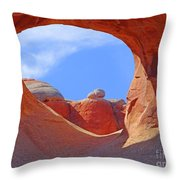 The View Beyond Throw Pillow