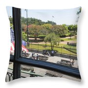 The View - Jackson Square Throw Pillow