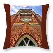 The View To Heaven Throw Pillow