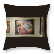 The Village Show 2015 Throw Pillow