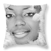 The Watcher IIip Throw Pillow