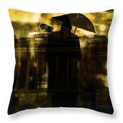 The Watchmen  Throw Pillow