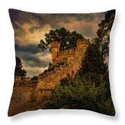 The Watchtowers Throw Pillow