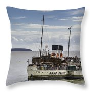 The Waverley 2 Throw Pillow