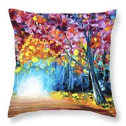 The Way Home, Vol.1 Throw Pillow