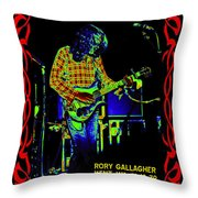 The Wayward Child Throw Pillow