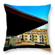 The Wedge Throw Pillow