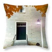 The Welcoming Shakers Throw Pillow