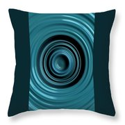 The Well Throw Pillow