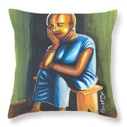 The Widows Might Throw Pillow
