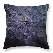 The Wind Whisper Throw Pillow