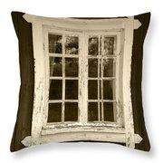 The Window 2 Throw Pillow