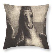 The Wing Throw Pillow