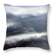 The Wings Throw Pillow