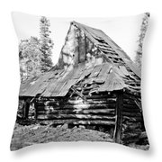 The Witch Hat Throw Pillow