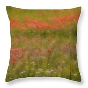 The Wonders Of Spring Throw Pillow