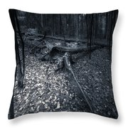 The Woodlands  Throw Pillow