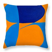 The Word Be Throw Pillow