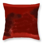 The Wounded Hand Throw Pillow