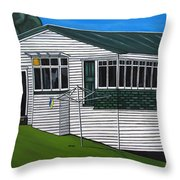 The Yates Place Throw Pillow