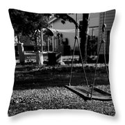 The Years Gone Bye Throw Pillow