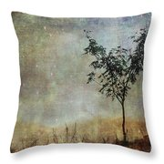 The Young One Throw Pillow