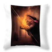 Thearcher Throw Pillow