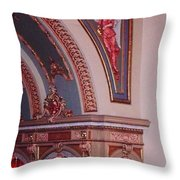 Theater Throw Pillow