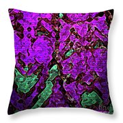 Theater Of Emotion Throw Pillow