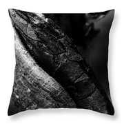 Themselves Alone Throw Pillow
