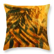 There - Tile Throw Pillow
