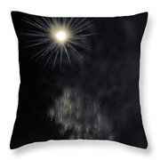 There Can Be Only One Throw Pillow