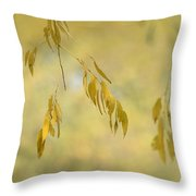 There Is Beauty Throw Pillow