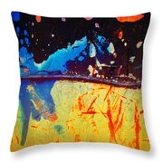 There Was A Time I Believed Throw Pillow