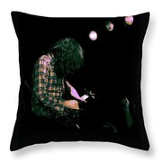 There's A Light 2 Throw Pillow