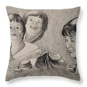 Therese  Throw Pillow