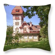 Theresienstein Sommer Throw Pillow