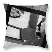 These Are Ready Throw Pillow