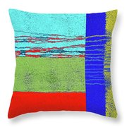 These Lines Are Made For You Throw Pillow