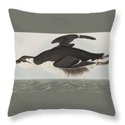Thick-billed Murre Throw Pillow