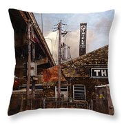 Thiele Tanning Throw Pillow