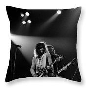 Thin Lizzy Throw Pillow